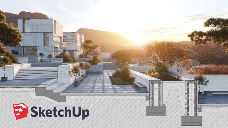 Offre Sketchup 2019