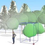 Utiliser SketchUp architecture paysage et conception jardin